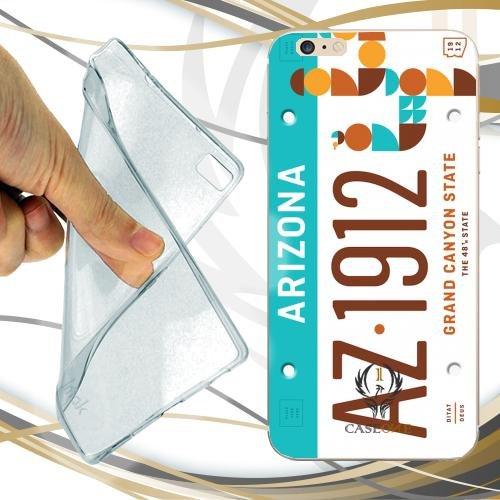 CUSTODIA COVER CASE TARGA ARIZONA PER IPHONE 7