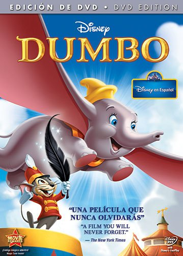 Dumbo (70th Anniversary Edition) (Spanish Edition)