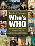 img - for Doctrine and Covenants Who's Who Comprehensive Guide to the People in the Doctrine and Covenants book / textbook / text book