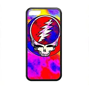 Rockband Modern Fashion Guitar hero and rock legend Phone Case for iphone 5c iphone 5c(TPU)