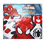 Marvel Ultimate Spiderman Boys 3-pk Briefs Size 6