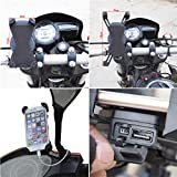 PROCYMD 2 in 1 Waterproof 12V to 85V Motorcycle