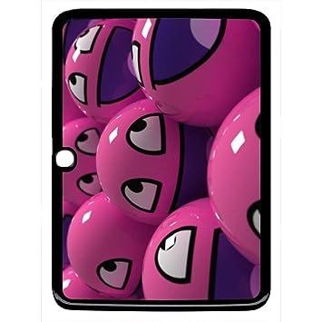 Carcasa Samsung Galaxy Tab 3 Smiley rosa: Amazon.es: Electrónica