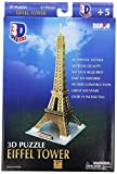 Daron Eiffel Tower Small 3D Puzzle 37-Piece