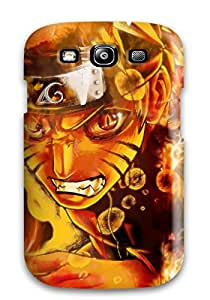 Excellent Galaxy S3 Case Tpu Cover Back Skin Protector Free Funny Narutos