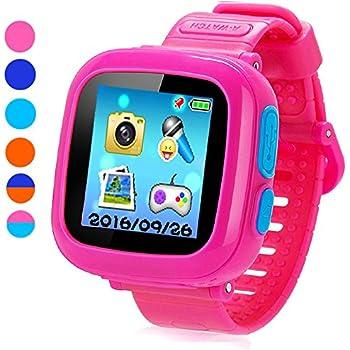 Amazon.com: VTech Kidizoom Smartwatch, Pink (Discontinued ...