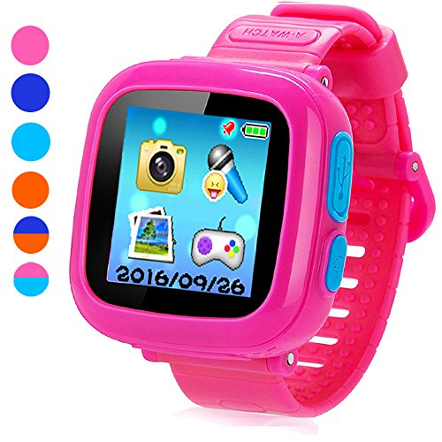 Game Smart Watch for Kids, Kids Smartwatch, Children's Camera 1.5