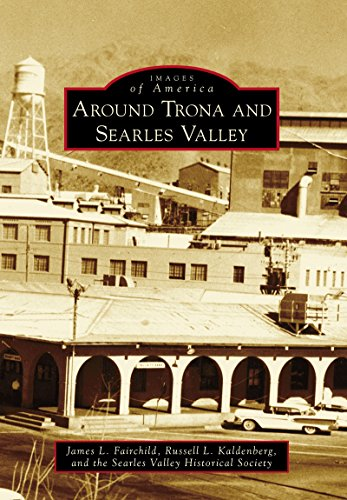 Around Trona and Searles Valley (Images of America)]()