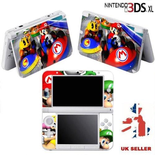 S-zone - Adhesivo de vinilo para Nintendo 3DS XL, paquete ...