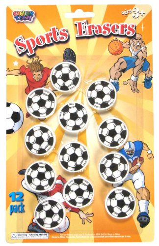 1 Dozen US Toy Soccer Pencils Toy