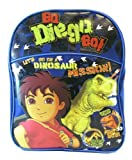 Go Diego Go Small Backpack Blue/Yellow