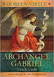 Archangel Gabriel Oracle Cards: Amazon.es: Doreen Virtue PhD ...