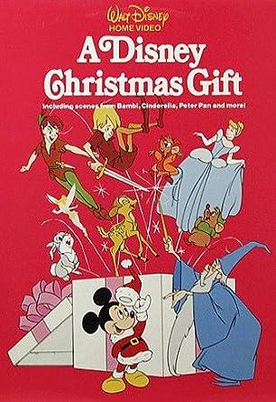 A disney christmas gift vhs movie