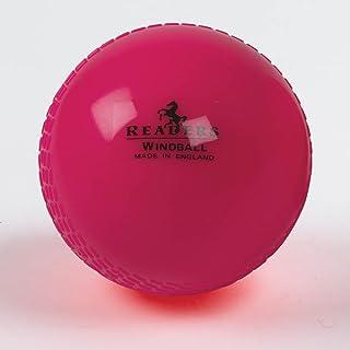 Lettori Cricket Indoor/Outdoor Sport formazione palla morbida resistente vento Ball, da uomo