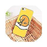 Best  - Cute Lovely Lazy Egg Novelty Fundas Phone Case Review