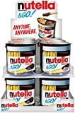 Ferrero Nutella & Go Hazelnut Spread with Breadsticks (Pack of 24)