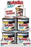 #8: Ferrero Nutella & Go Hazelnut Spread with Breadsticks (Pack of 24)