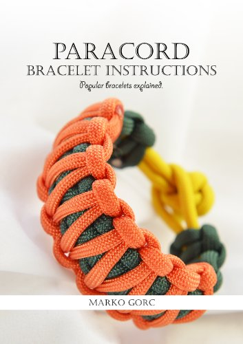 Paracord bracelet instructions: Popular bracelets explained ()