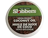 Slobbers Organic Dog Treats Virgin Coconut Oil Supplement, 250g Jar