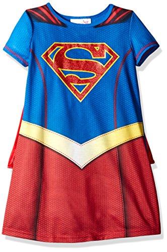 DC Comics Supergirl Sleeve Pajama product image