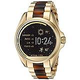 Michael Kors Access Touch Screen Gold Acetate Bradshaw Smartwatch MKT5003