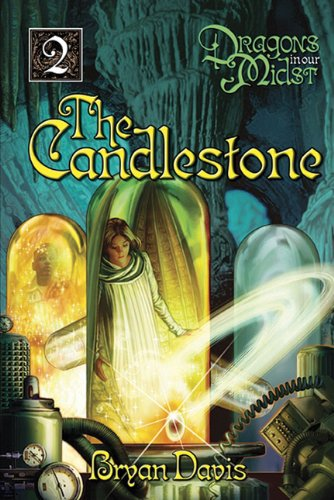Read Online The Candlestone (Dragons in Our Midst, Book 2) ebook