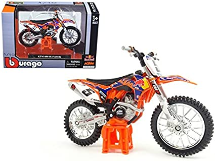KTM 450 SX-F 2014 RYAN DUNGEY #5 Scale 1:10 Die-cast Model From NewRay