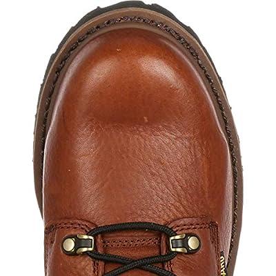 Georgia Boot Men's Hammer 8 Inch Work Shoe | Industrial & Construction Boots