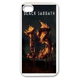 iPhone 4,4S Phone Case Black Sabbath G5X91866