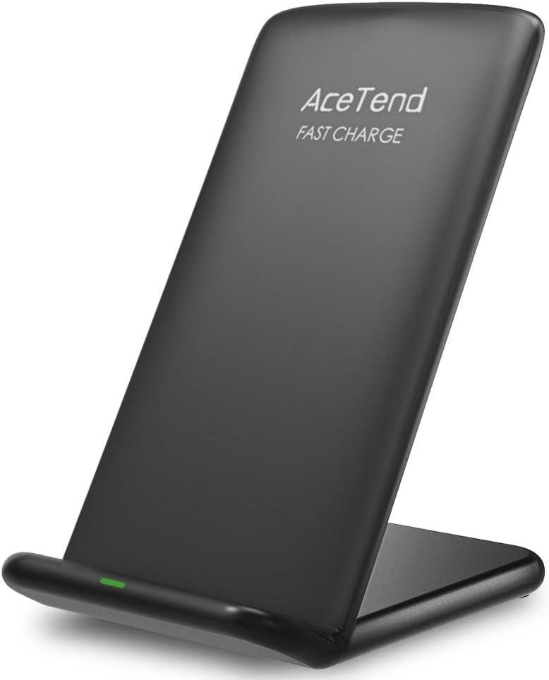 Fast Wireless Charger Denteca Wireless Charging Stand Elektronik