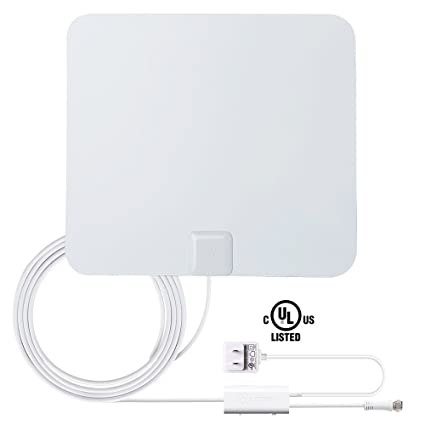 Review Digital TV Antenna-ANTOP Indoor