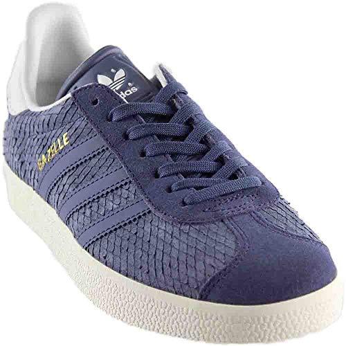 adidas Womens Gazelle Casual Shoes Purple - Adidas Vintage Gazelle