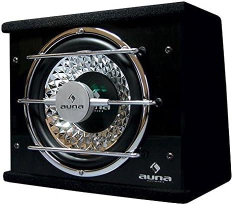 Auna Platinum Line 100 Car Hifi Set Subwoofer Power Elektronik