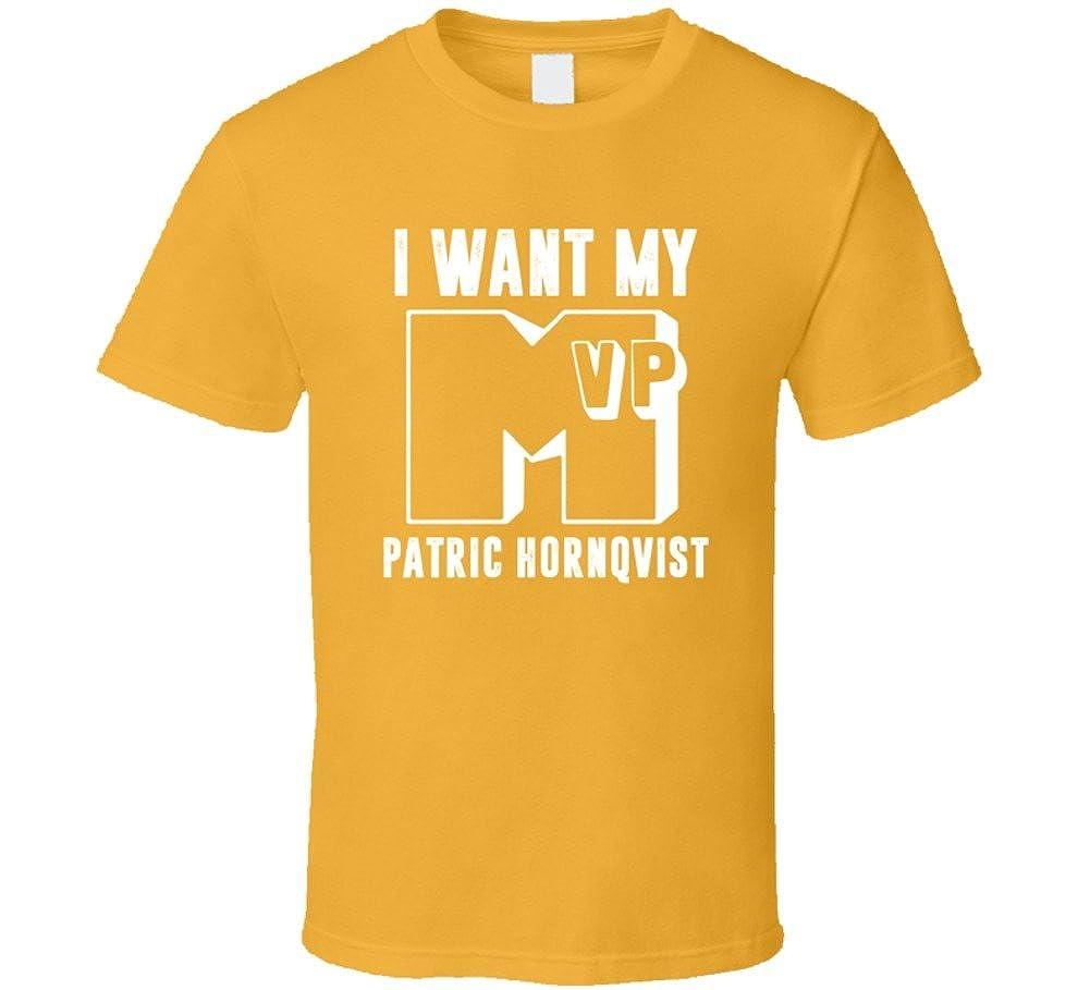 huge discount 57eaf 13bb6 Amazon.com: I Want My MVP Patric Hornqvist Nashville Hockey ...