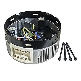 Mod00817 oem upgraded trane 1 2 hp ecm blower motor for Trane blower motor module