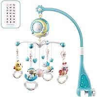 jinclonder Baby Musical Crib Mobile con función