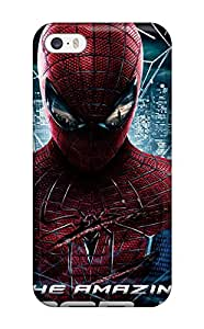 Snap On Hard Case Cover The Amazing Spider-man 7 Protector For Iphone 5/5s 9125186K23428909