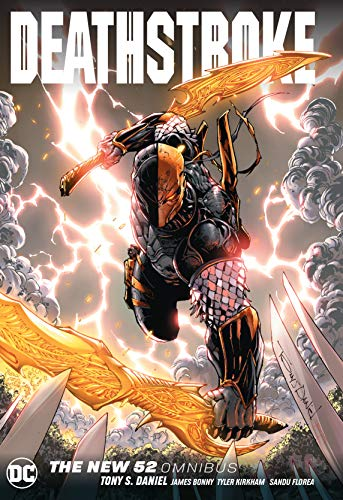 Deathstroke: The New 52 Omnibus