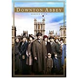 Downton Abbey Maggie Smith as Violet Crawley, Dowager Countess of Grantham with Cast Standing and Smiling 8 x 10 Inch Photo
