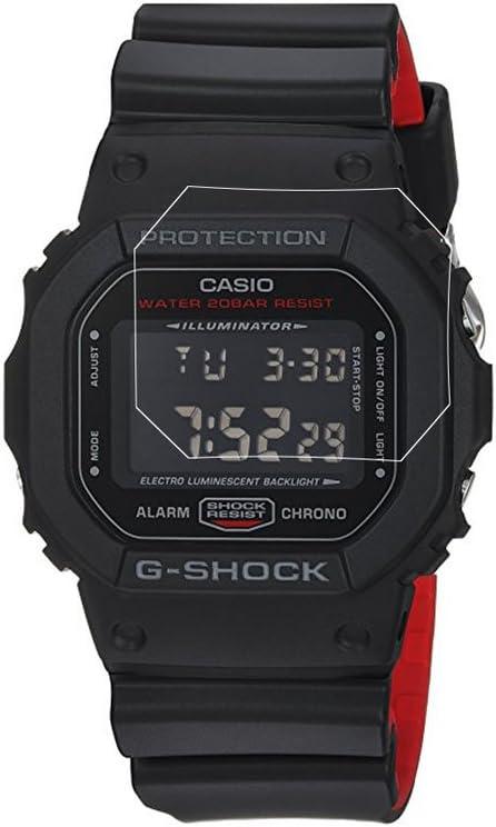 protector de pantalla para Casio G-Shock DW-5600/DW5600 3 un