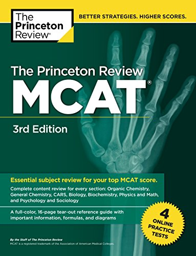 New & Used Books for Mcat