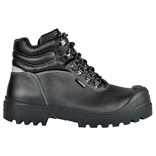 """Cofra 26500–001.w44taglia 44s3HRO SRC """"costruire bis"""" sicurezza scarpe, colore: nero"""