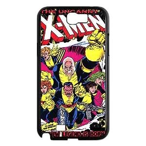 Samsung Galaxy Note 2 N7100 Phone Case Black X Men HCM103200