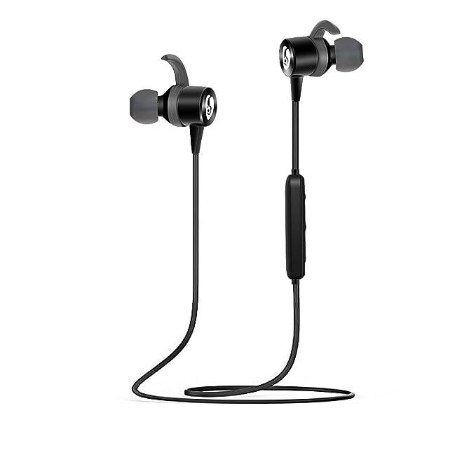 Kimitech - Auriculares inalámbricos con Bluetooth: Amazon.es: Electrónica