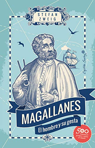 Magallanes (Ensayo) por Stefan Zweig,José Fernández