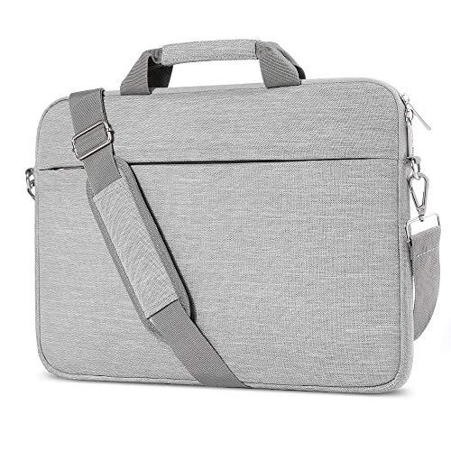 Laptop Shoulder Bag 15.6 inch ATAILORBIRD Travel-Friendly Handbag Briefcase Computer Protective Messenger Carrying Case for Men and Women