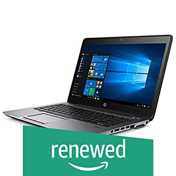(Renewed) HP Probook 840G2-i5-8 GB-1 TB 14-inch Laptop (5th Gen Core i5/8GB/1TB/Windows 10/Integrated Graphics), Black Laptops at amazon