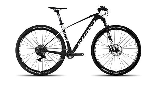 Ghost Lector LC 8 Bicicleta, modelo 2016 (M/46 cm), color blanco y ...