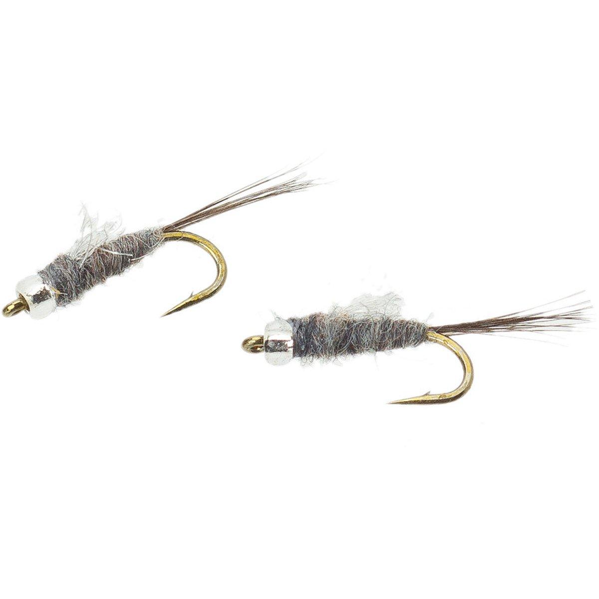 熱販売 Umpqua - Mercury Size rs-2グレーDorsey rs-2グレーDorsey Fly Fishing昆虫& Emergersマルチパック B00F3HCDFA Size 22 - 12 Pack, ヴィレコ:028ad186 --- svecha37.ru