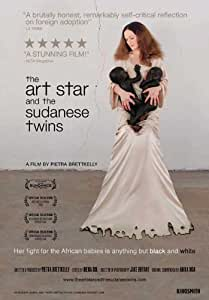 The Art Star and the Sudanese Twins - Movie Poster - 11 x 17